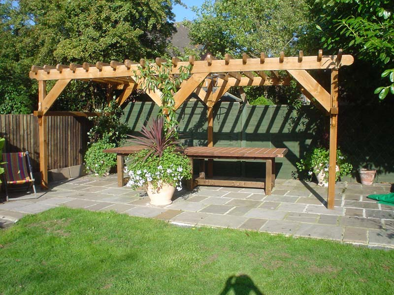 Backyard Pergola Kits : Pergola Kits